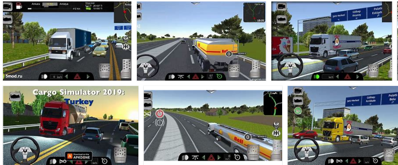 Cargo Simulator 2019 Turkey Mod