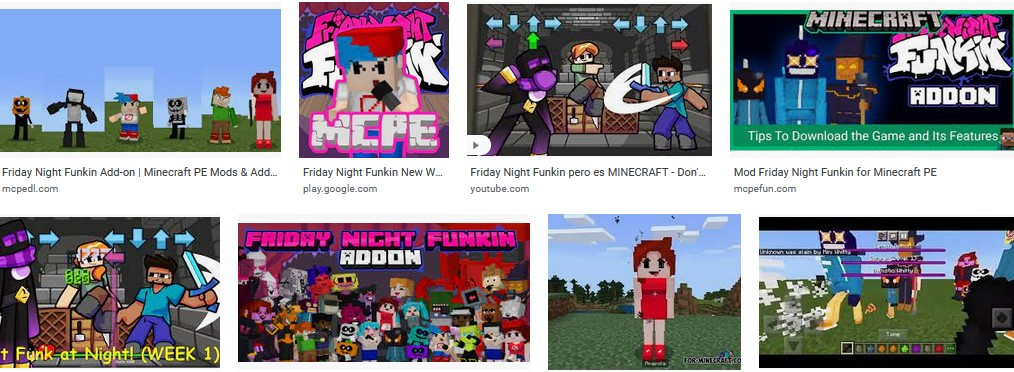 Mod Of Friday Night Funkin For Minecraft Apk Download , Mod Of Friday Night Funkin For Minecraft Apk Android , New 2021